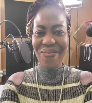 Queen Abosede (Tessy Sho) <br>Producer/Presenter